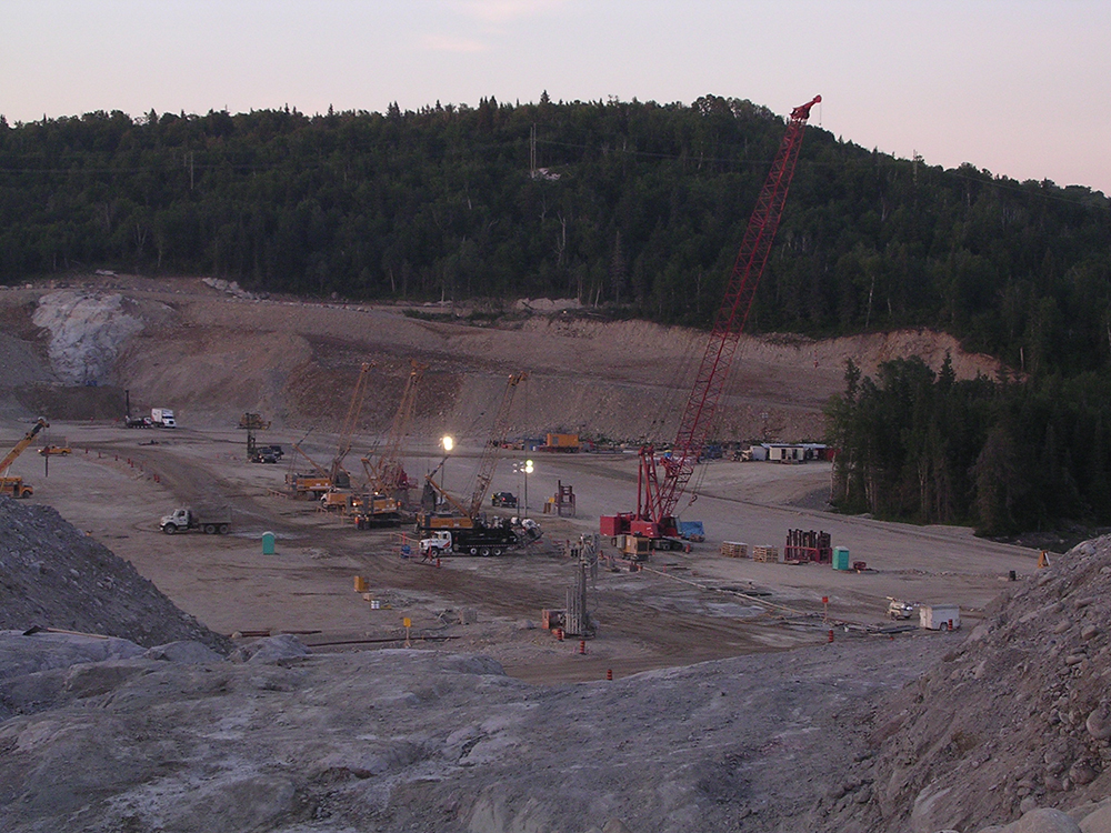 Chantier canada CTS 3